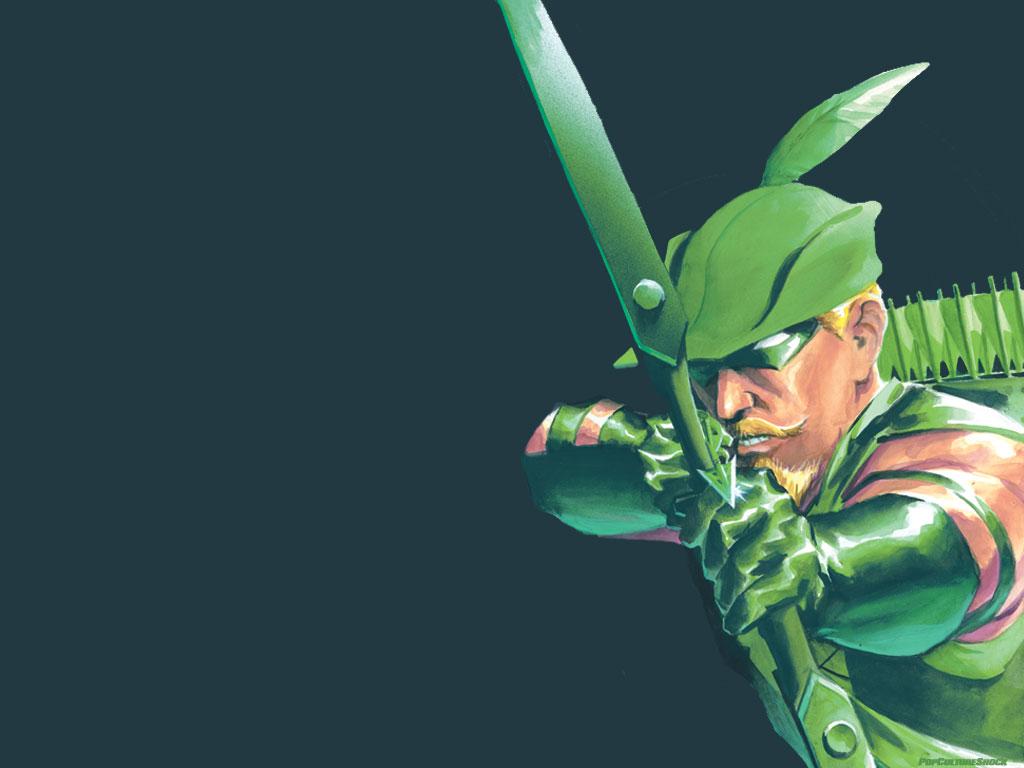 Green Arrow   DC Comics Wallpaper 251209 1024x768