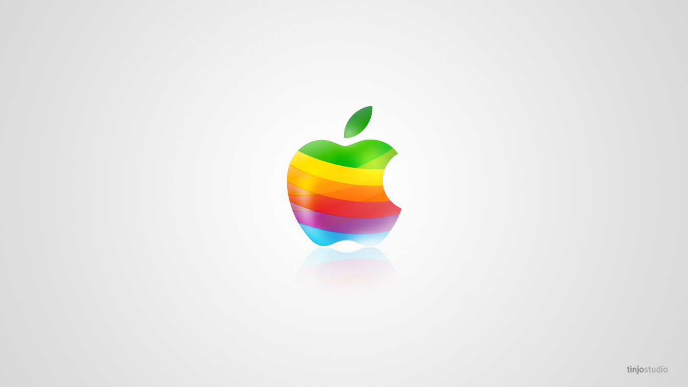 wallpaperstocknet1366x768 Cool Apple wallpaper 1366x768