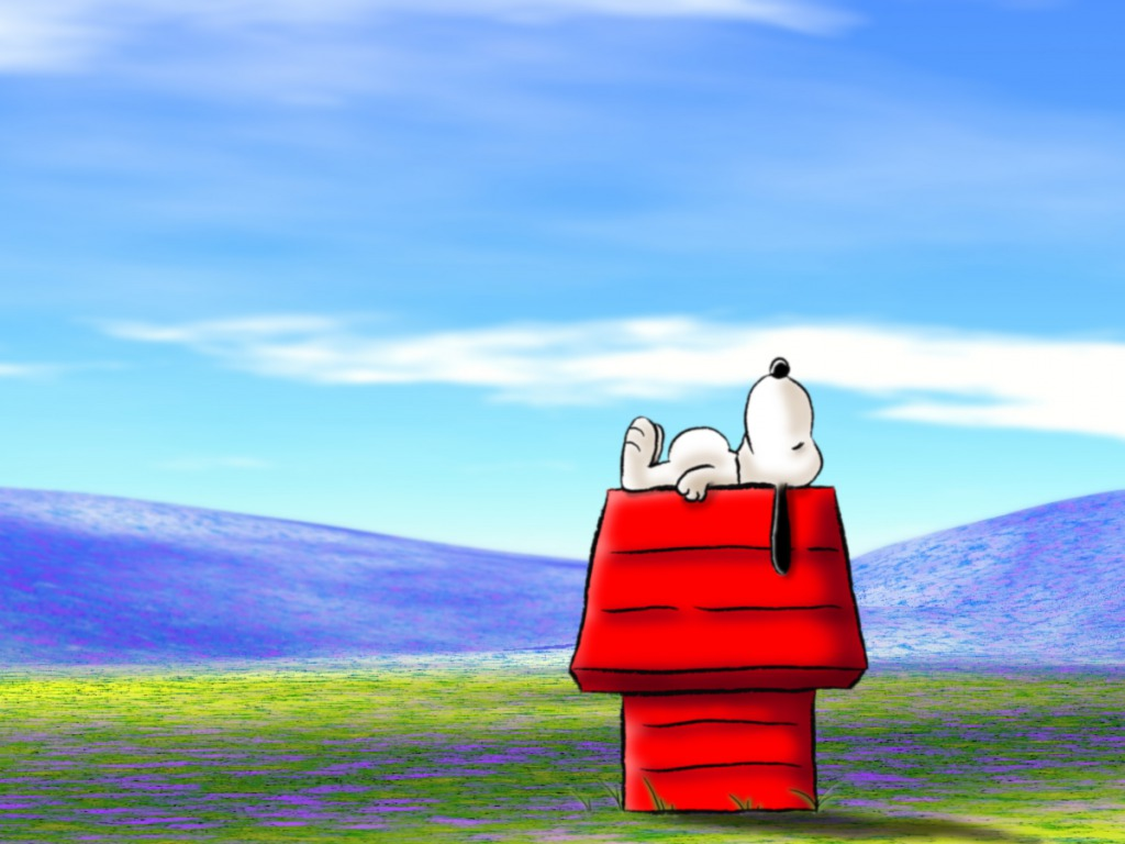 Snoopy wallpaper   Snoopy Wallpaper 33124418 1024x768