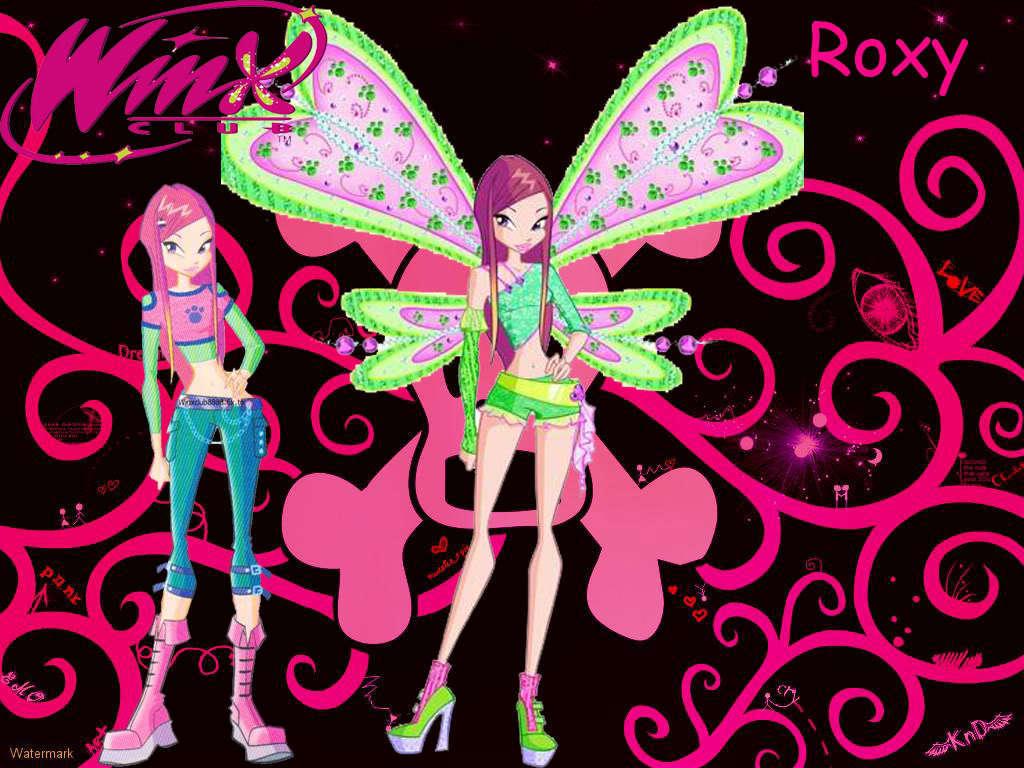 Roxy   Winx Club Roxy Wallpaper 12060938 1024x768