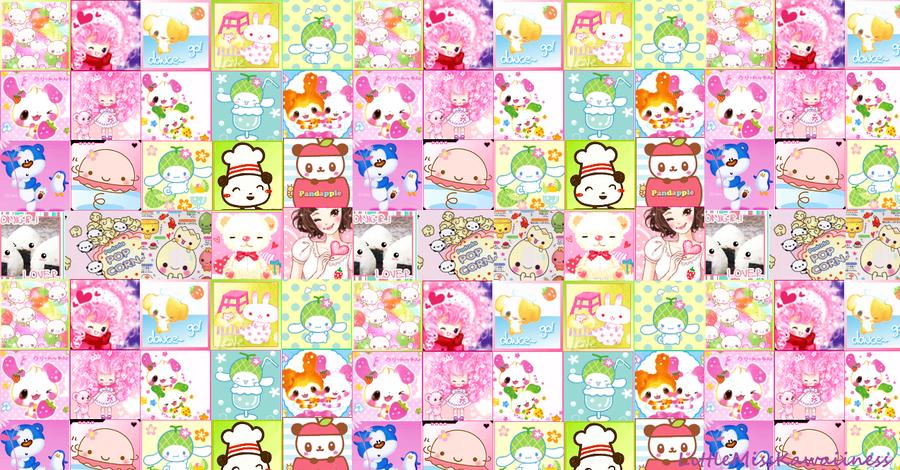 FREE KAWAII WALLPAPER by sweetricecake 900x470