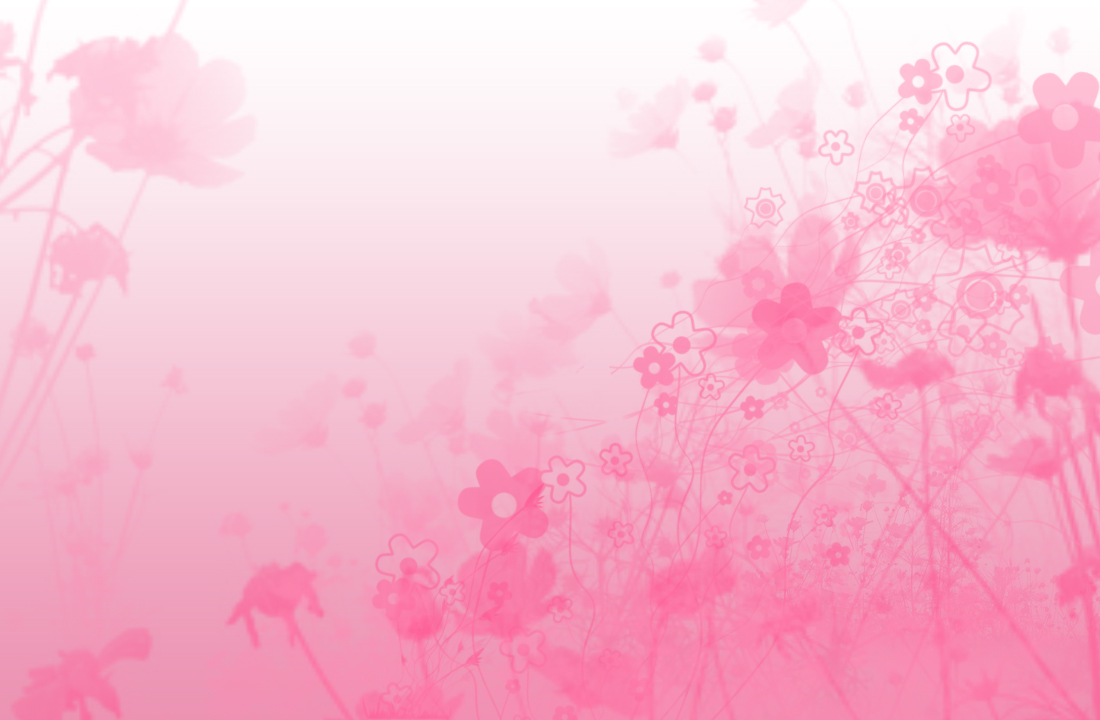 Pink Background - Wall...
