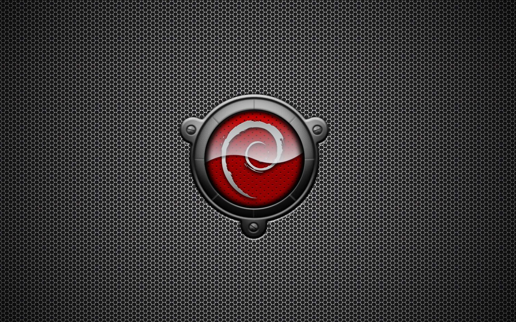 Linux Debian Symbol Awesome HD Wallpaper Background Picture Images 1680x1050