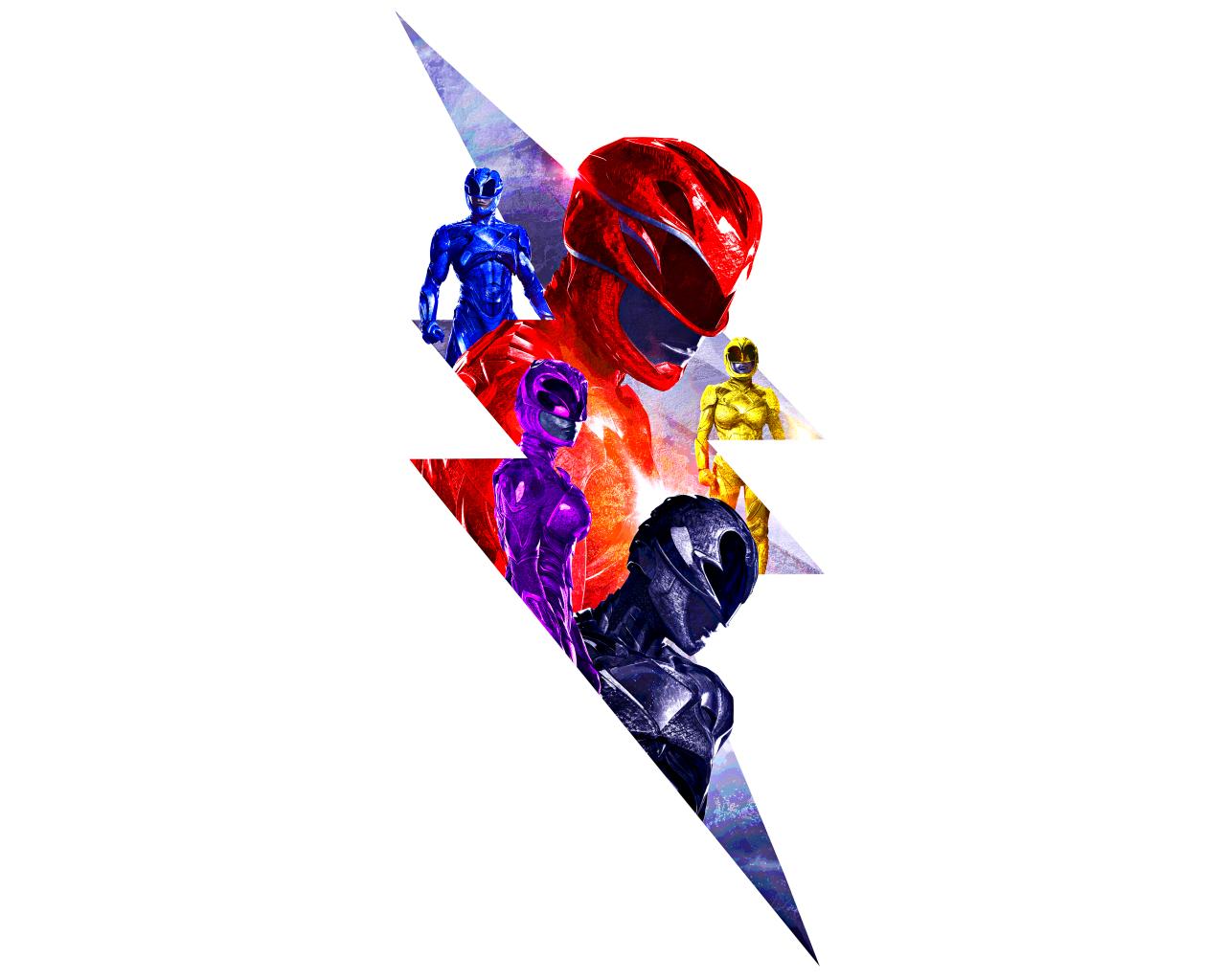 Power Rangers 2017   Power Rangers 2017 wallpaper 41259647 1280x1024