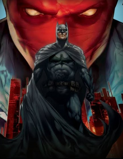 Batman under the red hood wallpaper wallpapersafari - Hood cartoon wallpaper ...