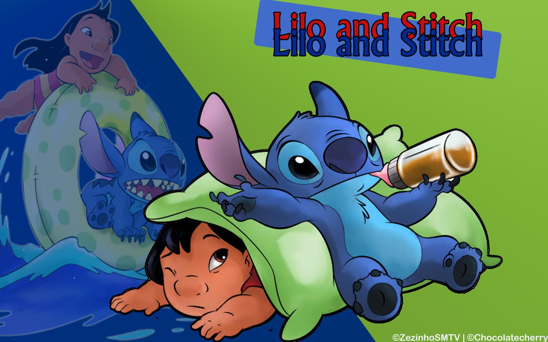 Lilo and Stitch Wallpaper by Zezinhoo 1440x900