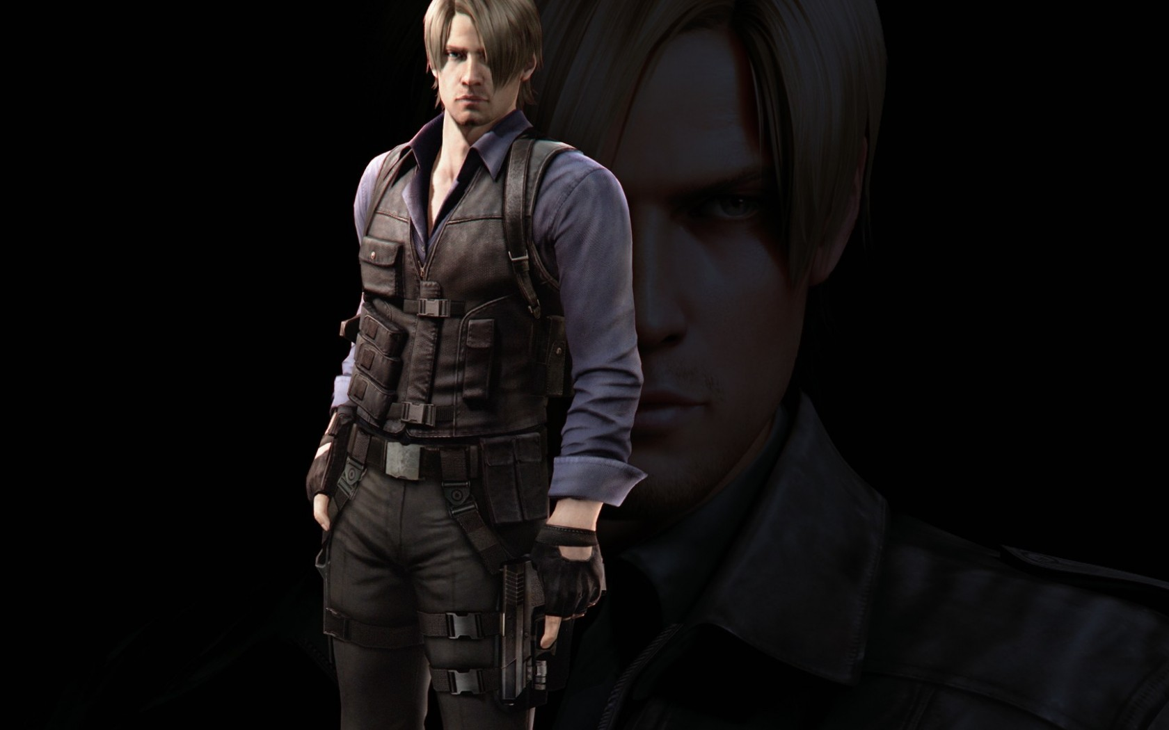 99 Leon Resident Evil 6 Wallpapers On Wallpapersafari