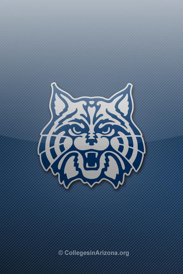 arizona wildcats iphone wallpaper 2 University of Arizona Wildcats 640x960