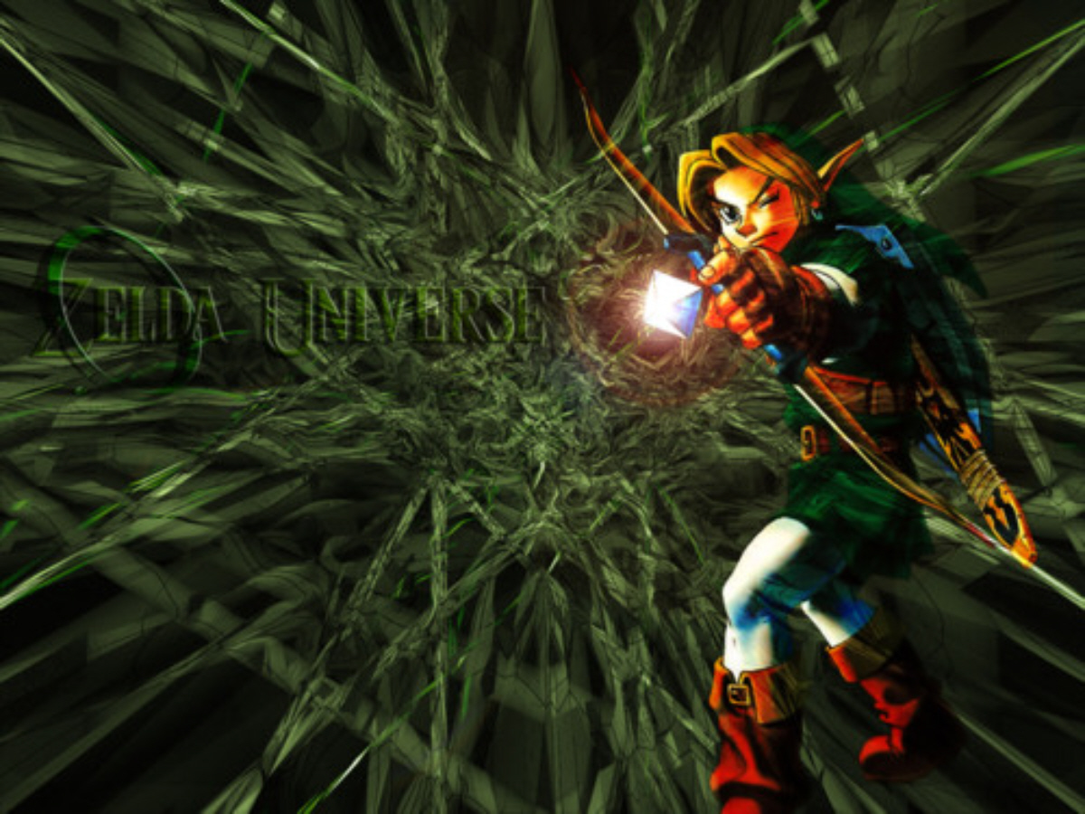 Free Download Zelda Ocarina Of Time Wallpaperocarina Of Time