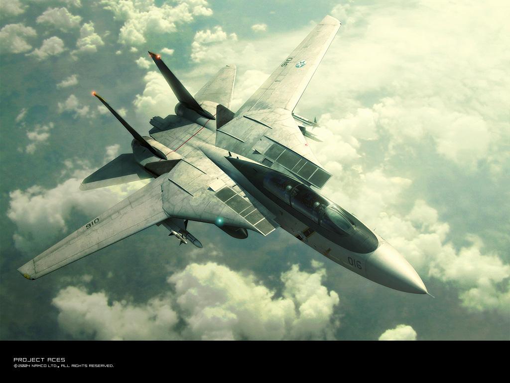 Ace Combat   Ases del proyecto fondos de pantalla Ace Combat   Ases 1024x768