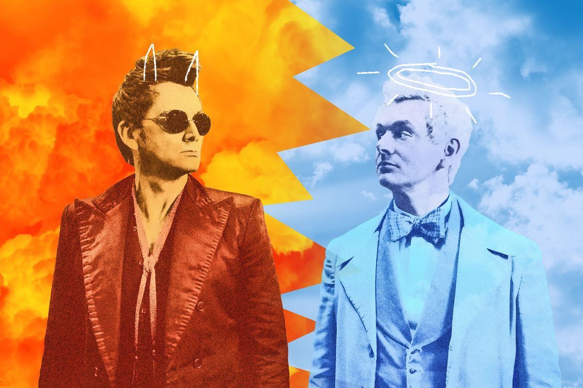 Amazons Good Omens Is a Perfect Slice of Heresy   The Ringer 1200x800