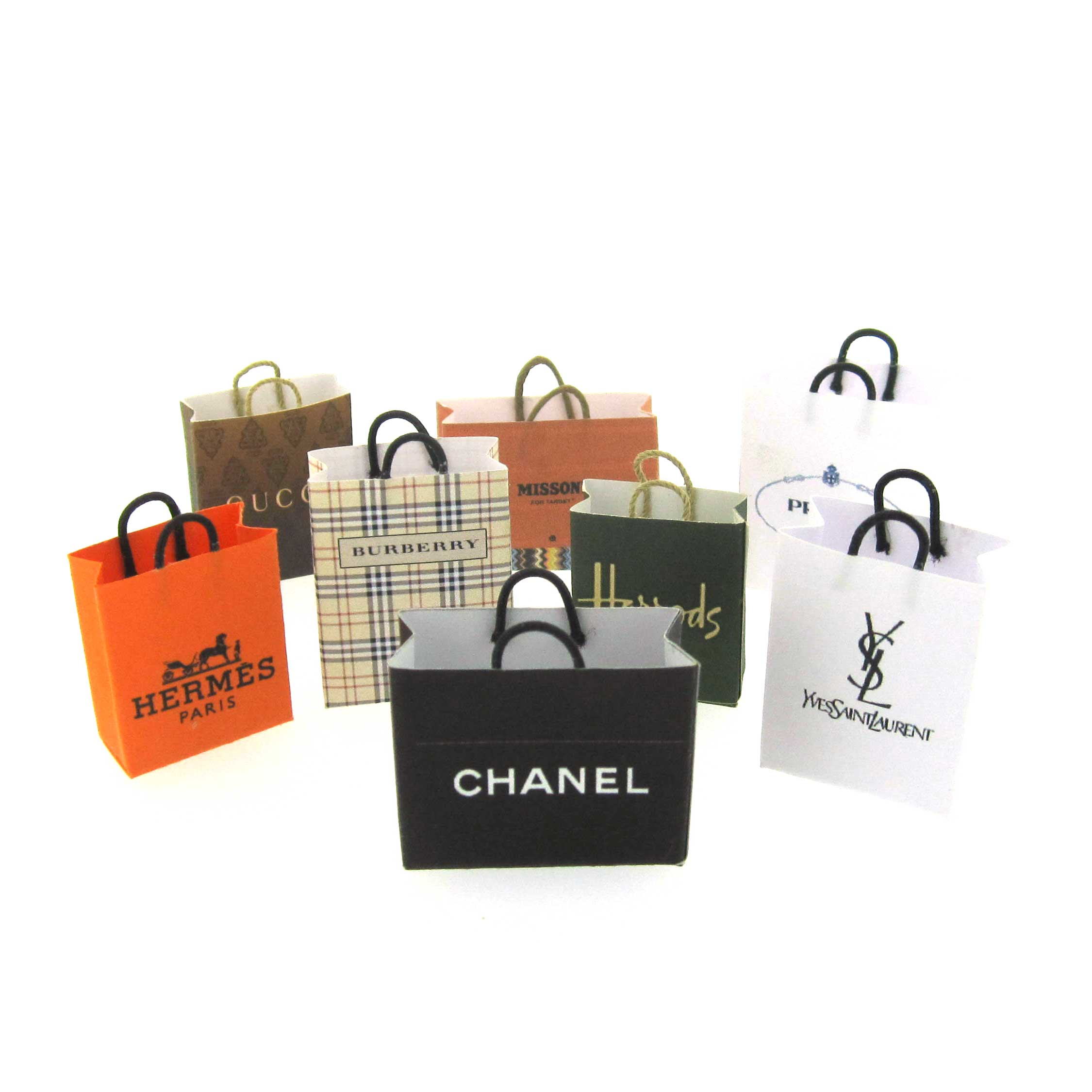 branded shopping bags images - photo #9