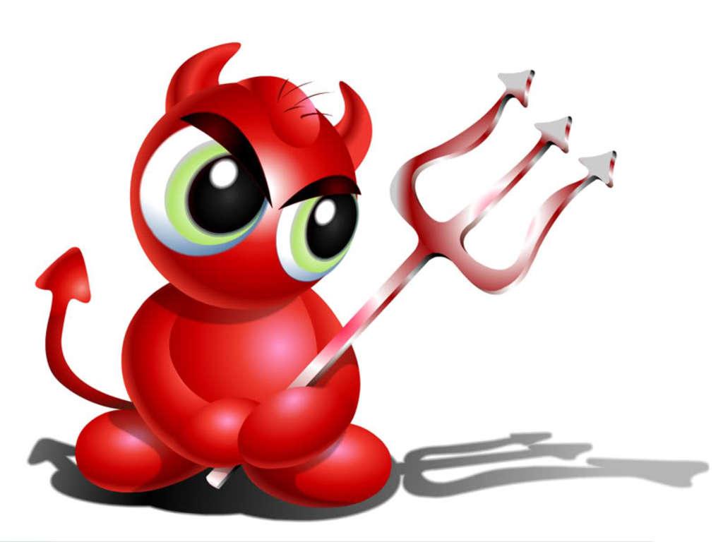 Cartoon Devil Wallpaper   Cartoon Wallpaper 1024x768