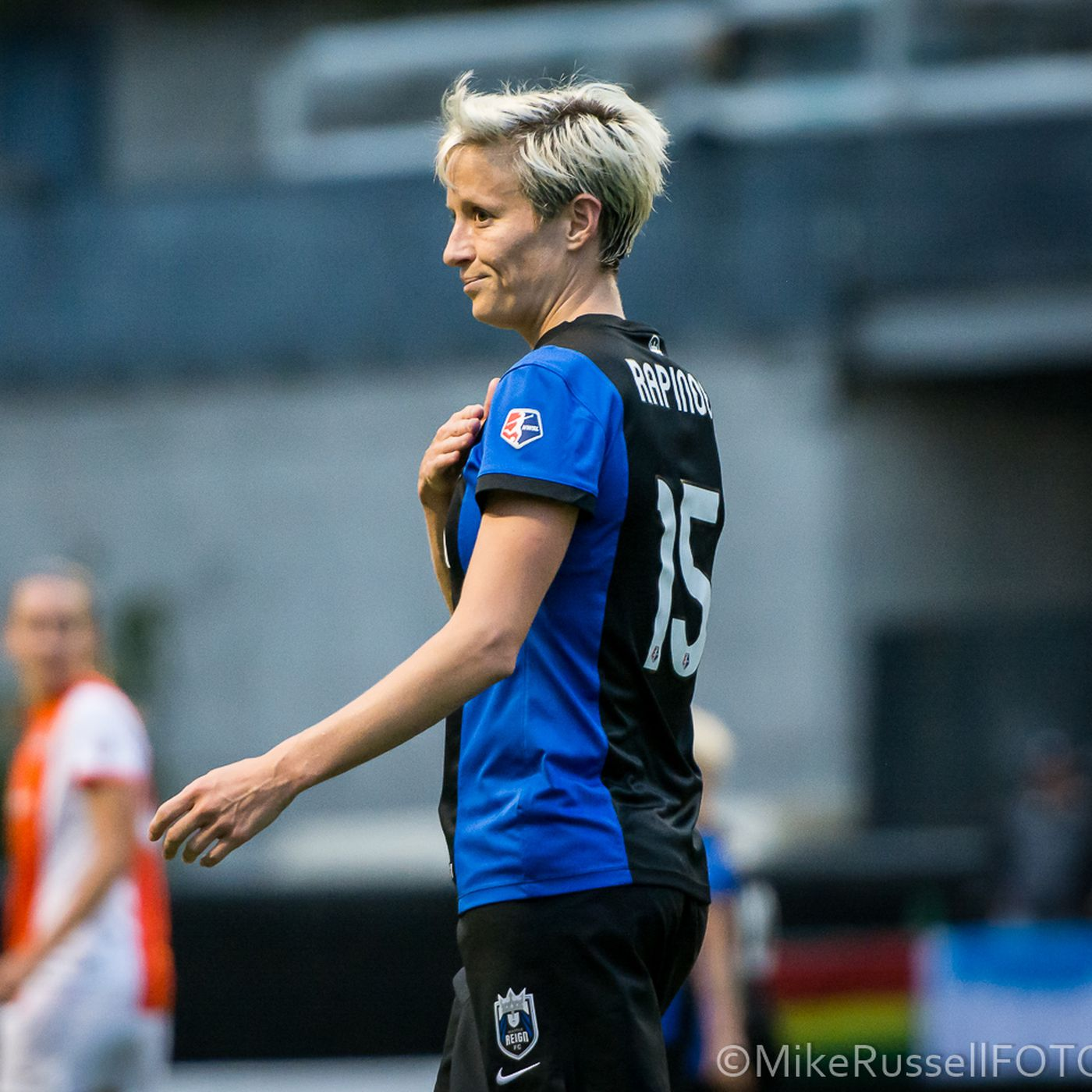 Megan Rapinoe turns attention toward youth homelessness   Sounder 1400x1400