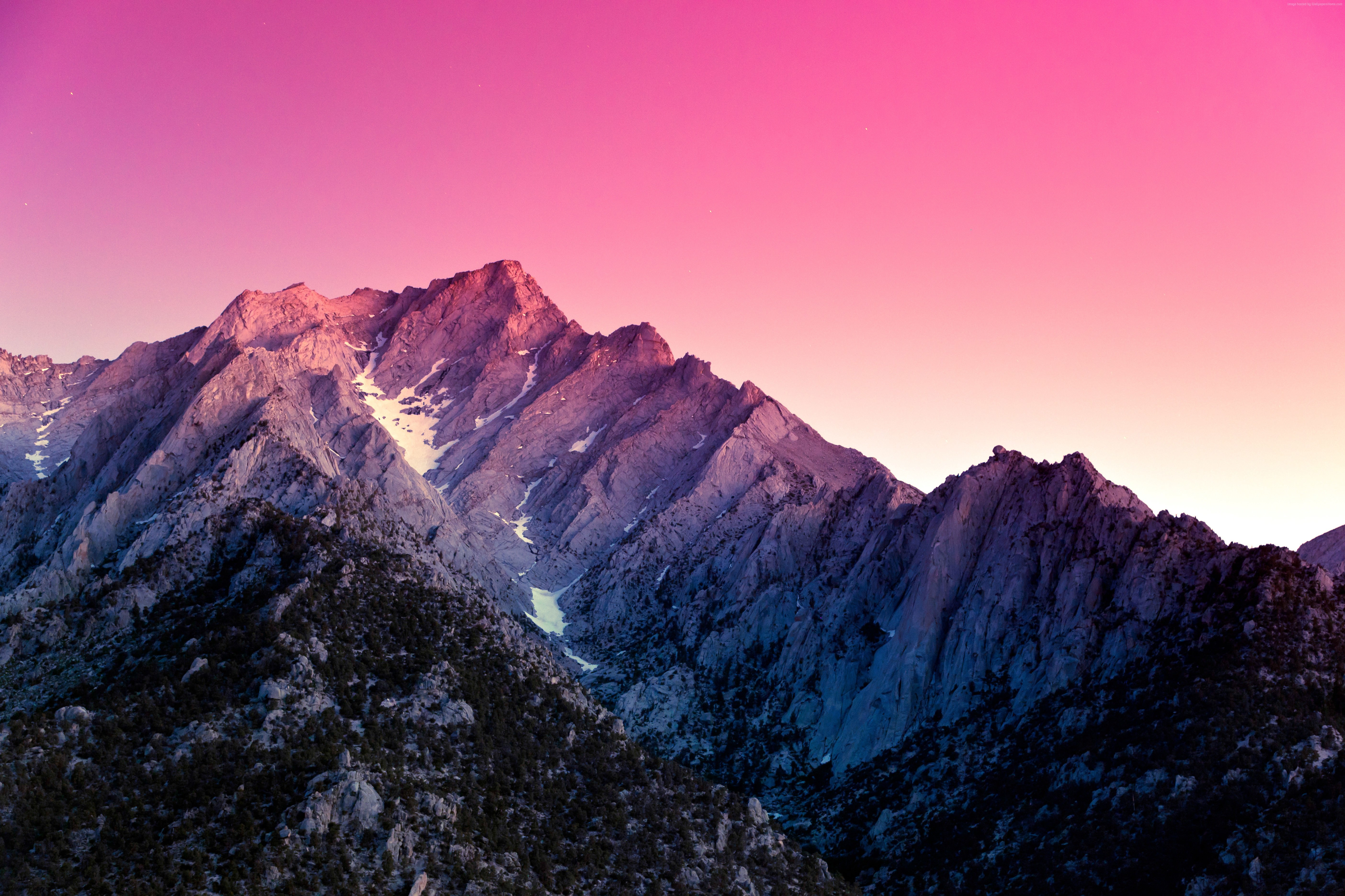 20 Beautiful Apple macOS 5K Wallpapers And HD Backgrounds 5616x3744
