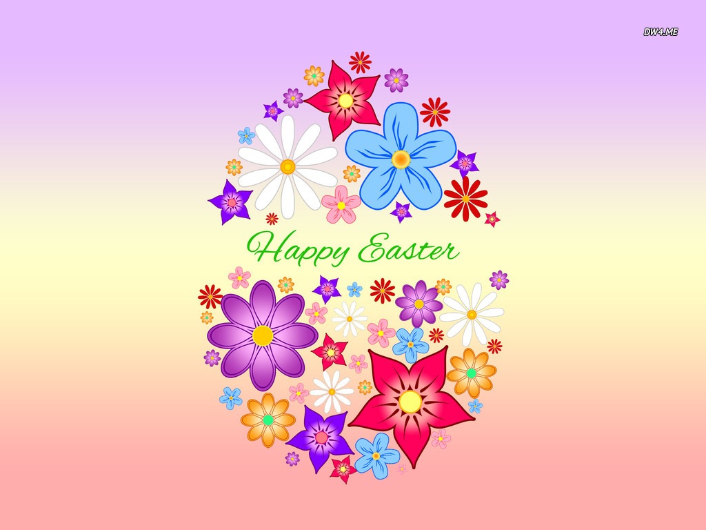 Happy Easter wallpaper   Holiday wallpapers   2217 1024x768