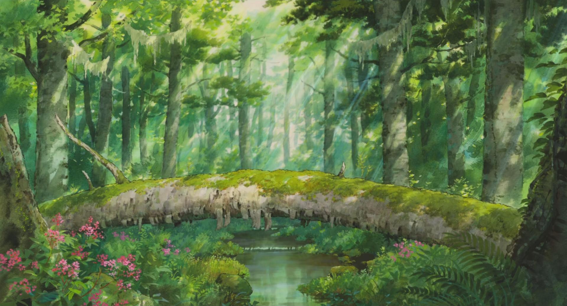 76 Ghibli Wallpapers On Wallpapersafari