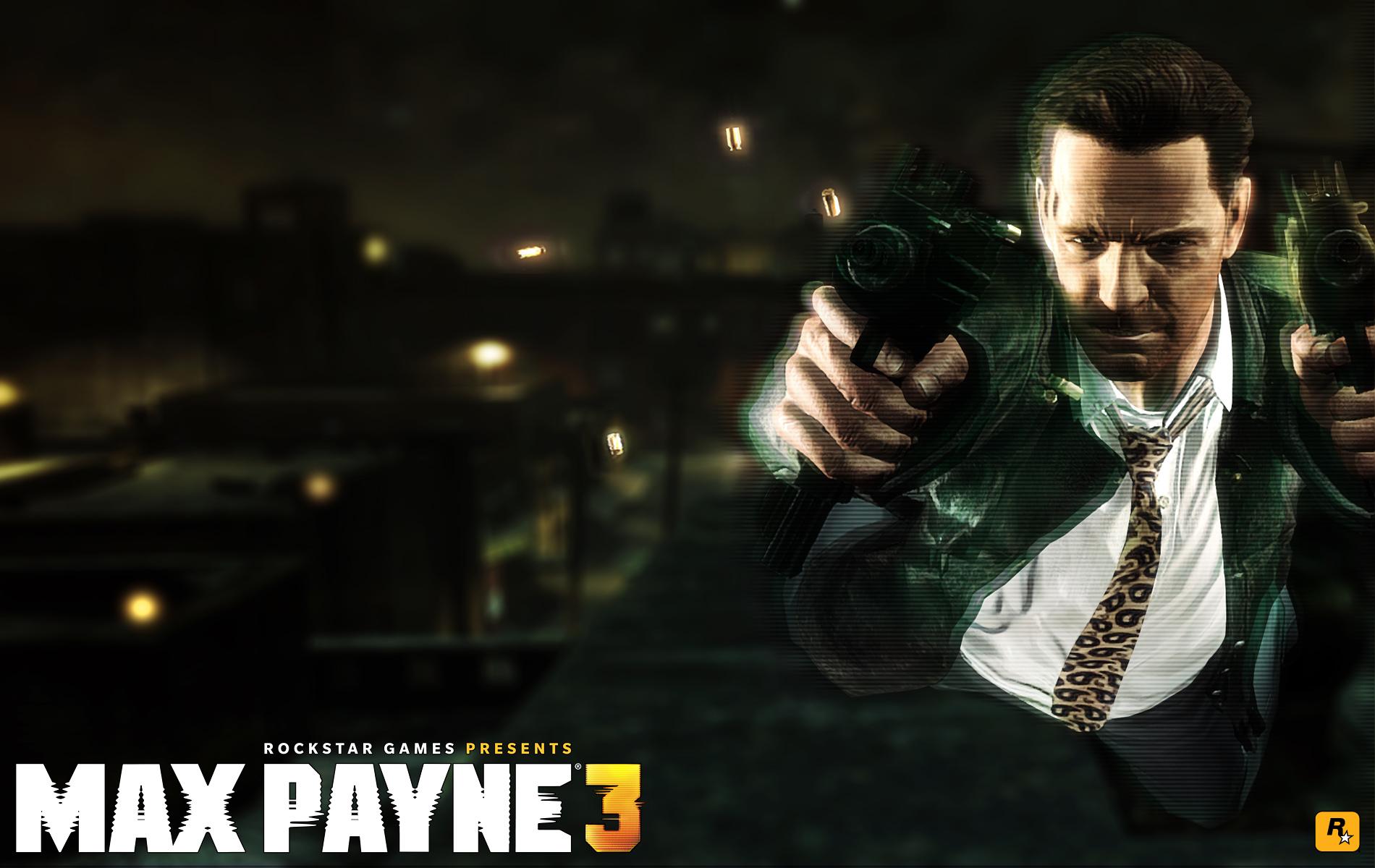 Max Payne 3   wallpaper 1900x1200