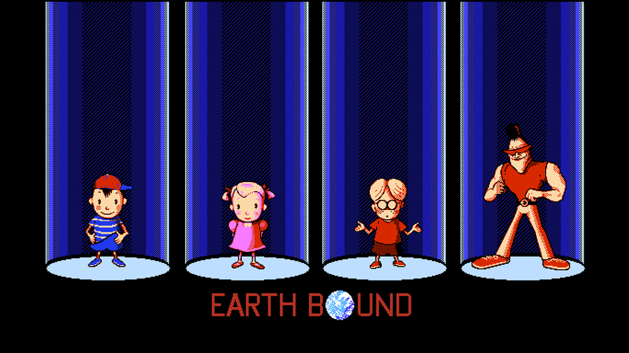 Earthbound Wallpaper Related Keywords Suggestions   Earthbound 900x506