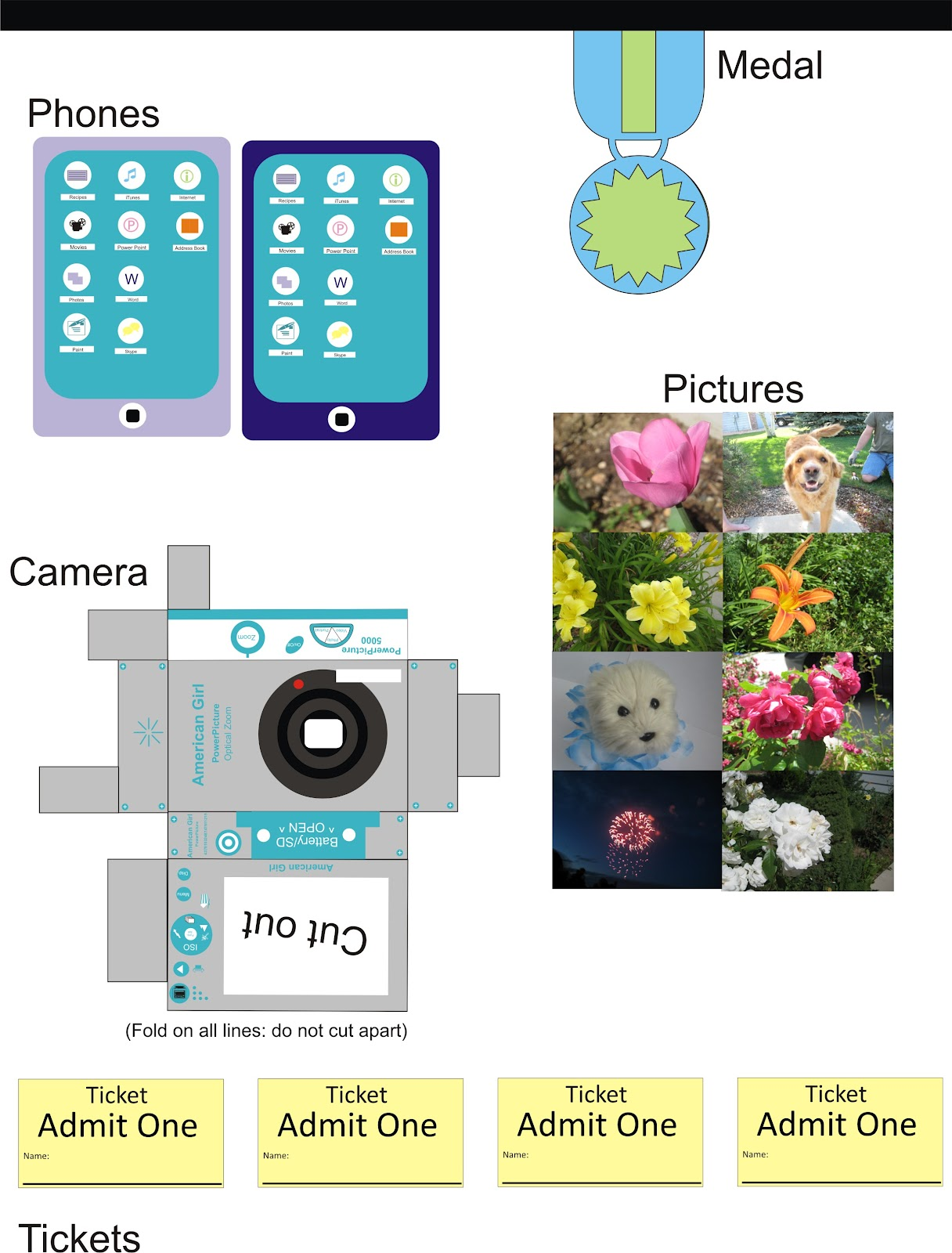 photograph about American Girl Doll Iphone Printable referred to as Absolutely free down load American Female Doll Printables Laptop or computer Android