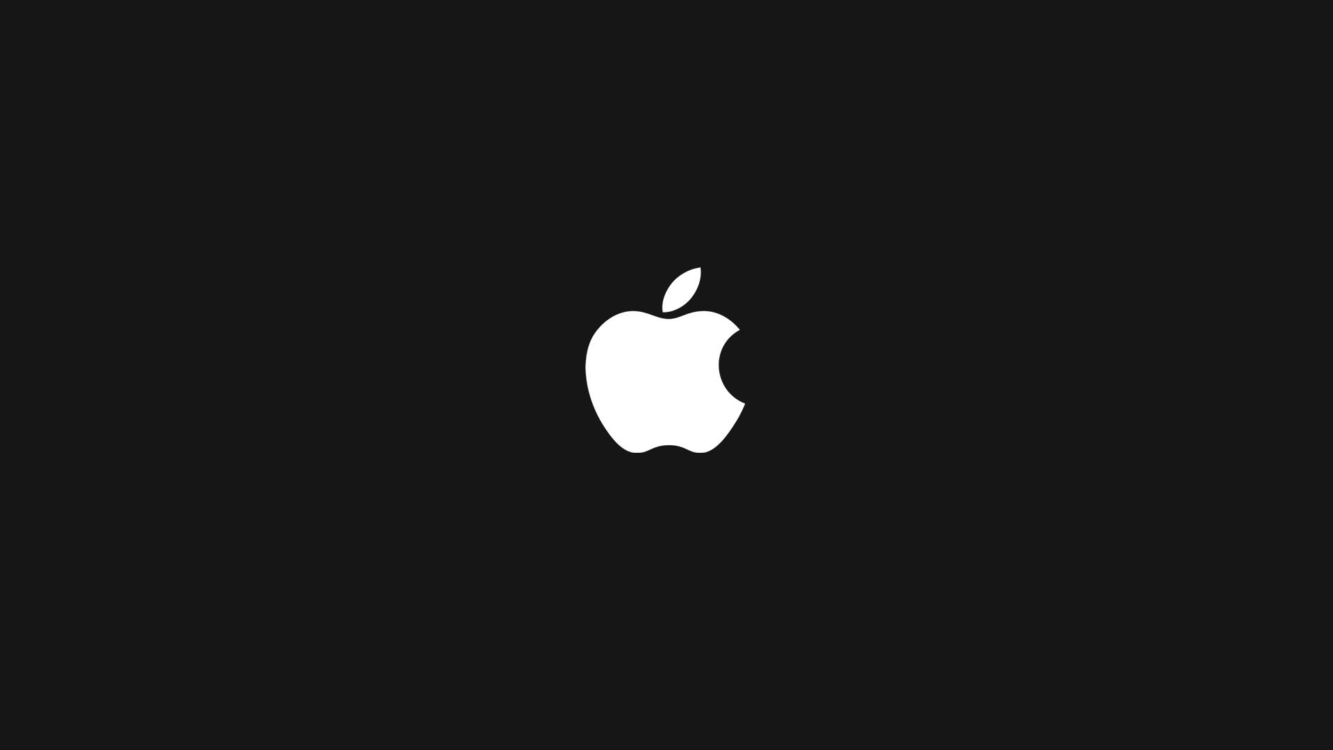 apple logo computers wallpapers computer 1920x1080 1920x1080