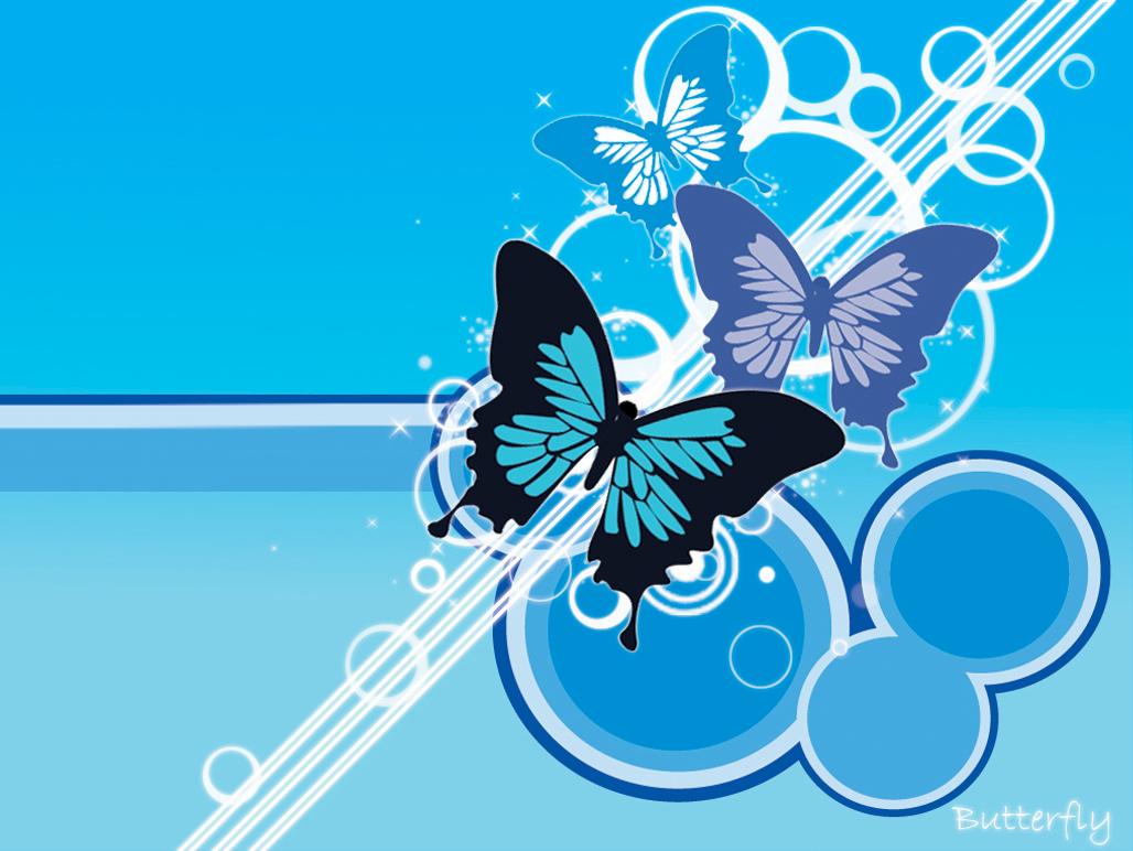 Butterfly Wallpaper 1028x772