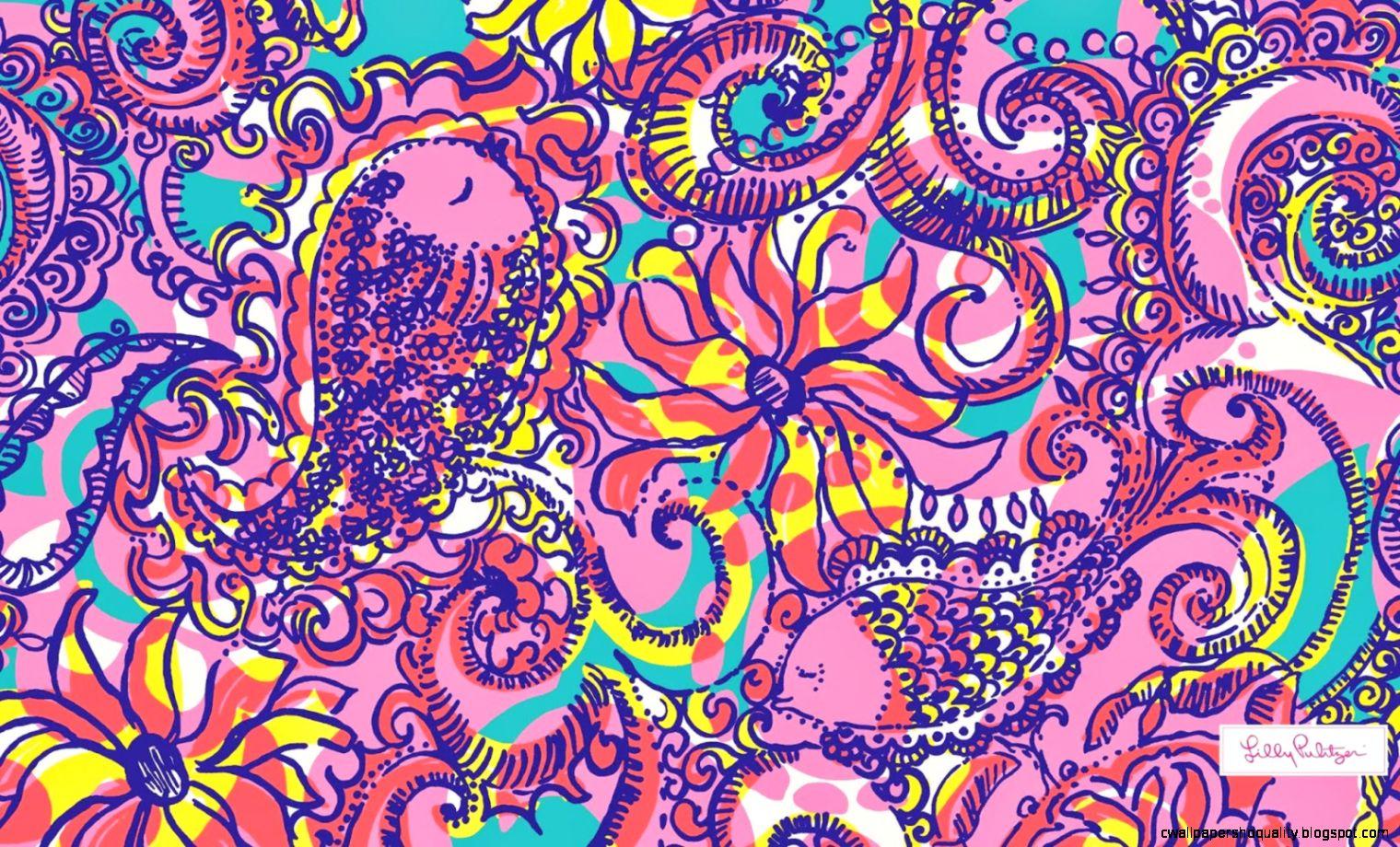 High Resolution Lilly Pulitzer Wallpaper WallpaperSafari