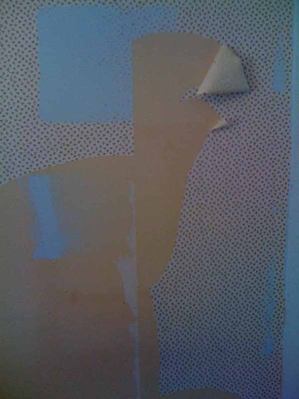 removing wallpaper from drywall it39s wallpaper and drywall 600x800