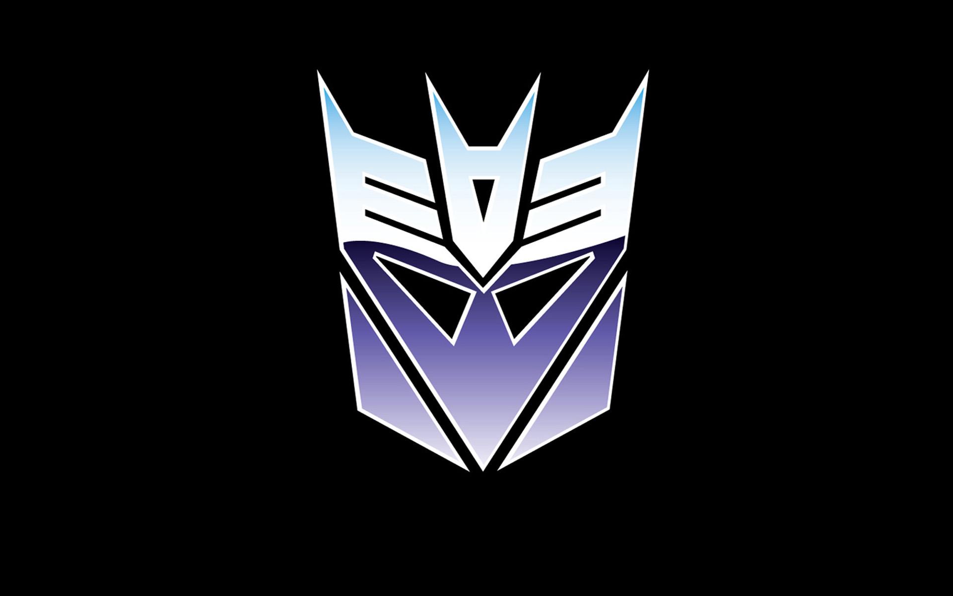 Transformers Logo Decepticons wallpaper 66552 1920x1200