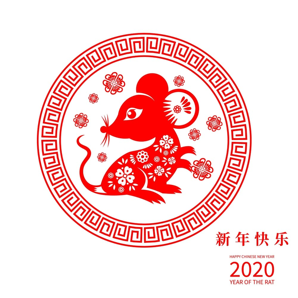 Happy Chinese New Year Quotes Wishes   HappyNewYear2020 1000x1000