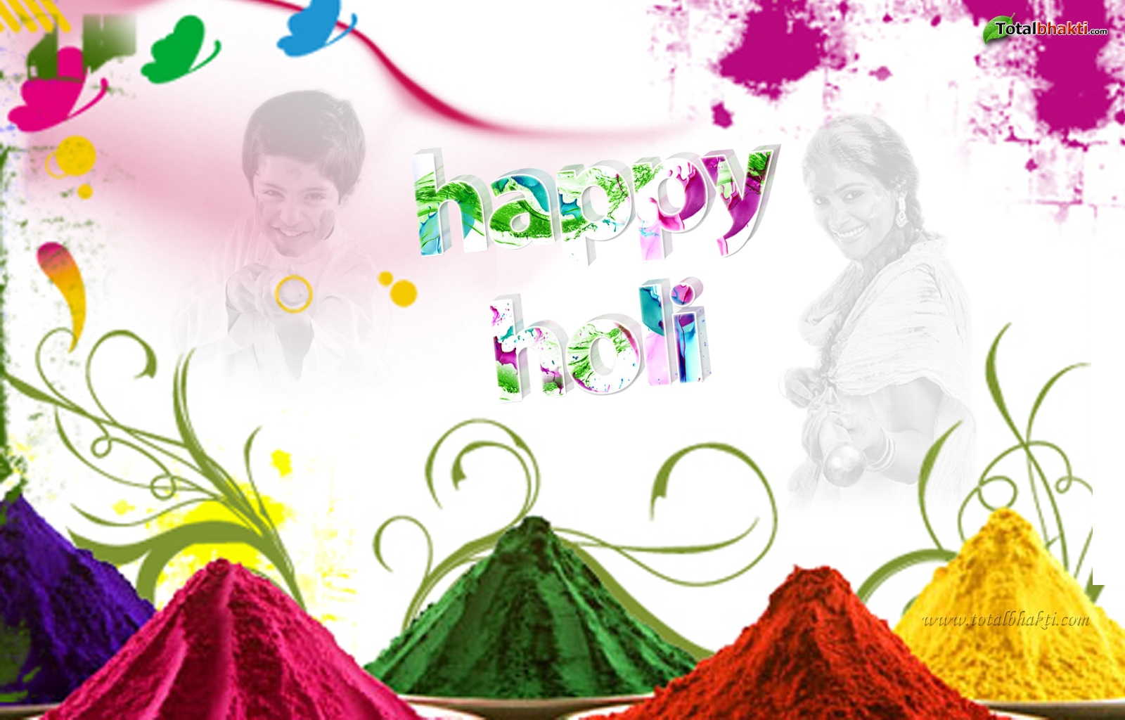 Holi Wallpaper Download By Clicking 1600x1024
