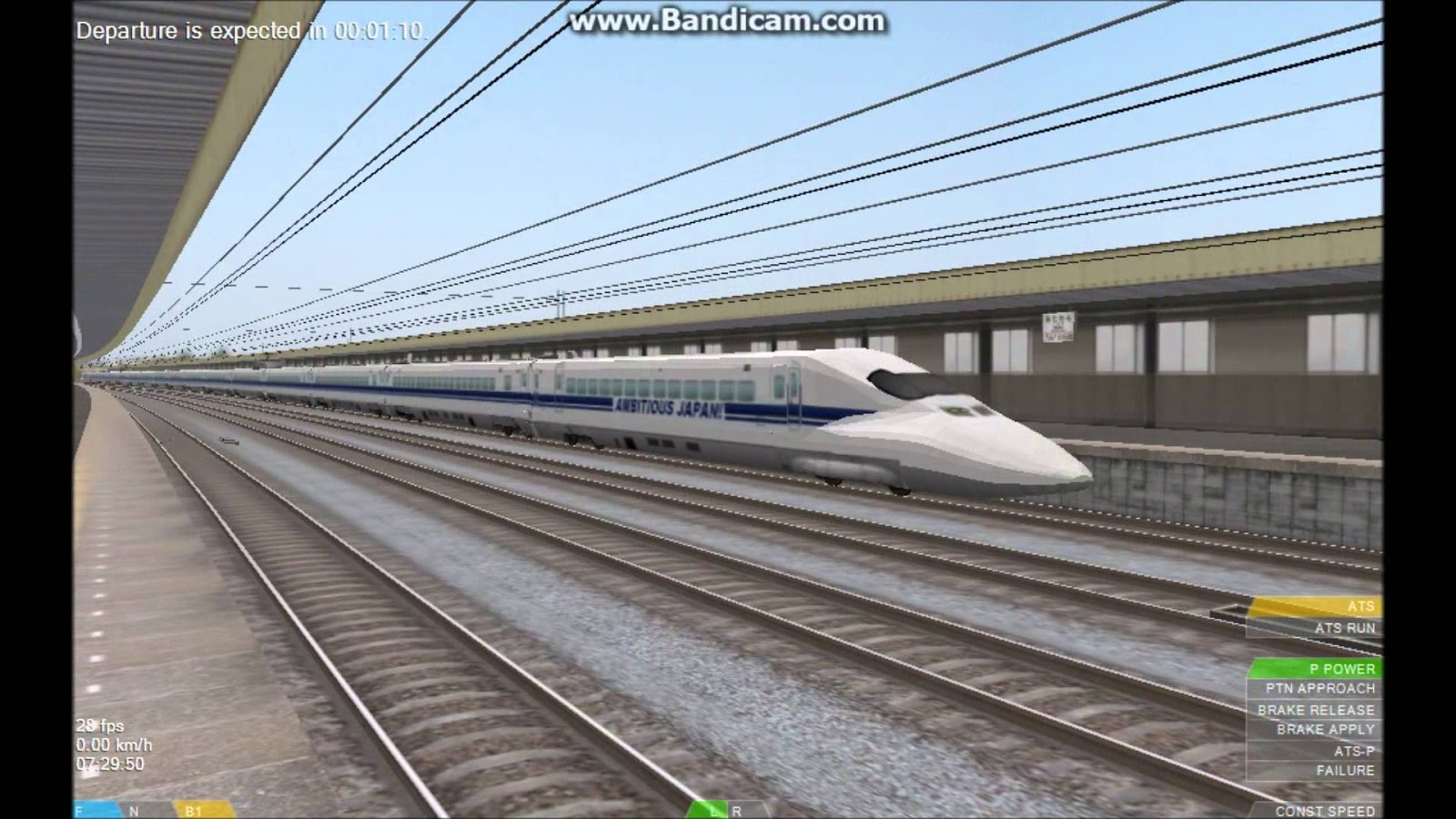 Bullet Trains Wallpaper 1600x900