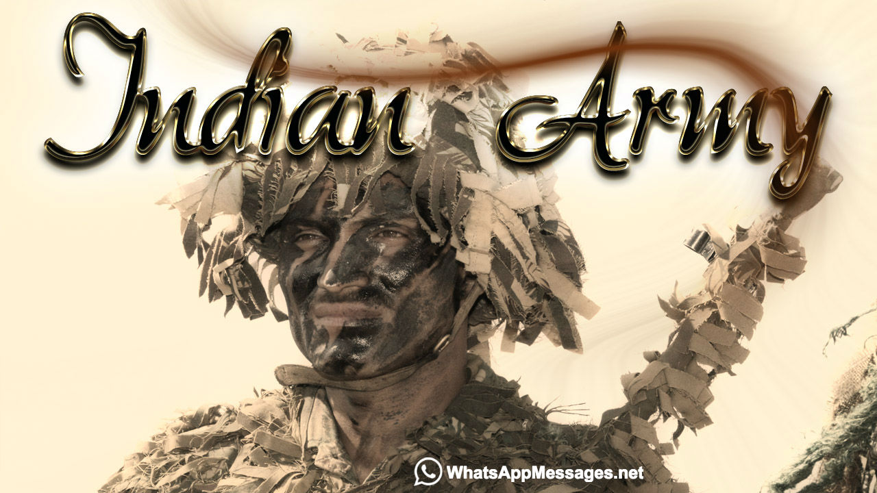 download Indian army day whatsapp messages status images 1280x720