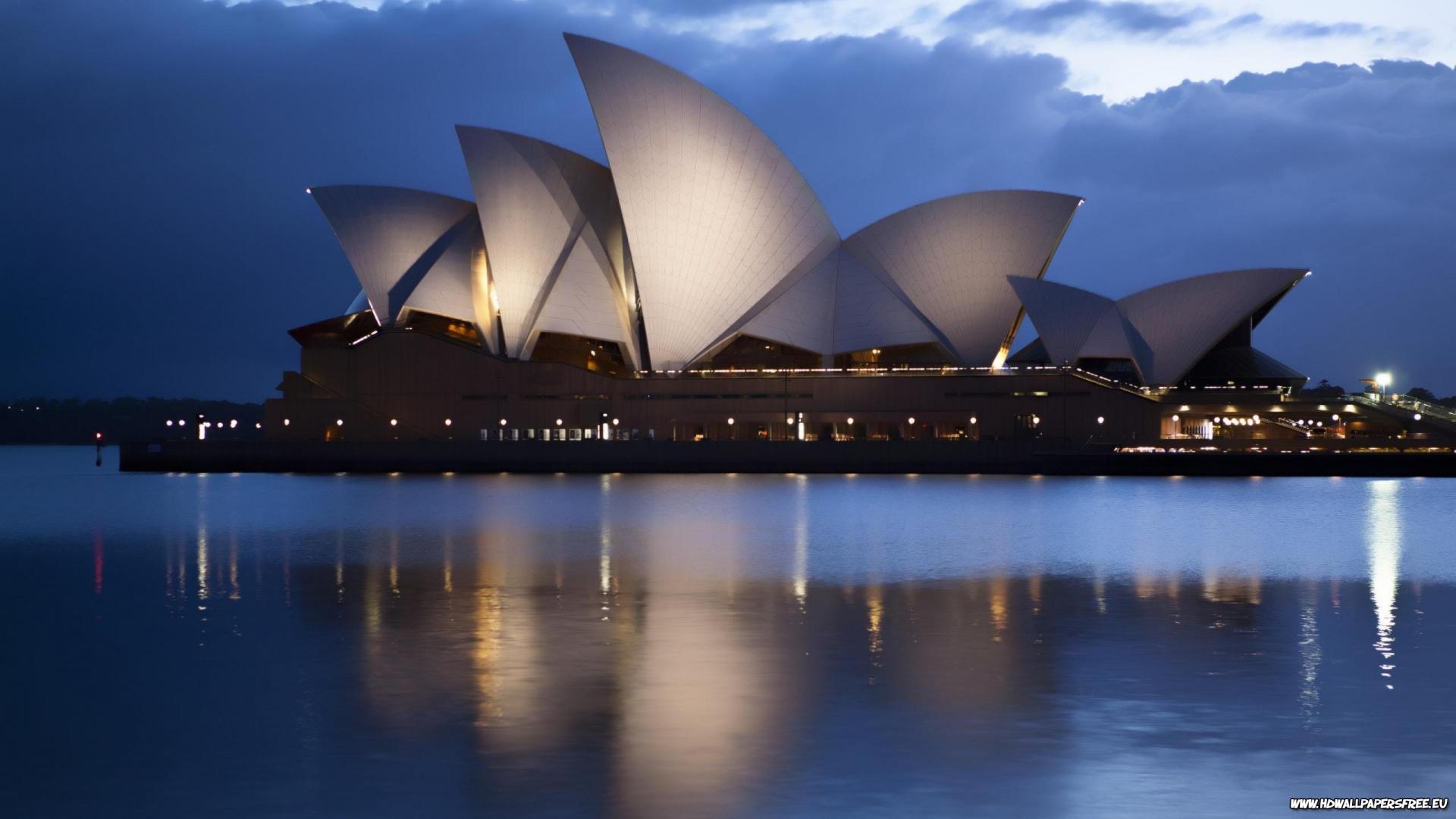 Sydney Opera House Wallpaper 1920x1080