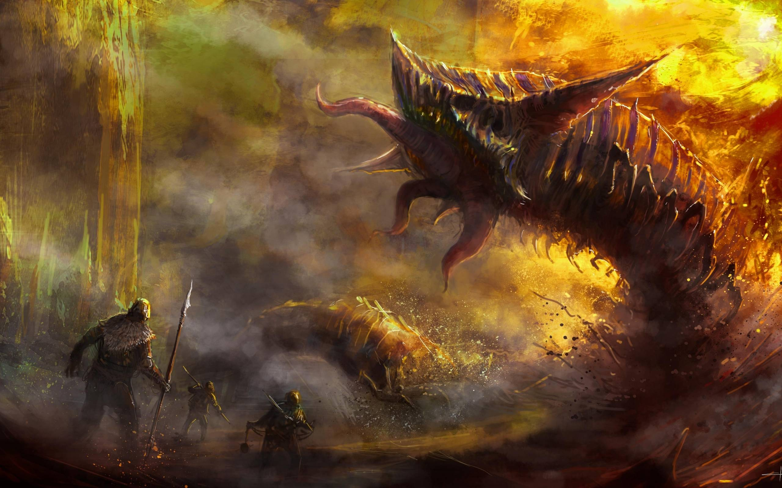 Dungeons And Dragons Wallpapers 2560x1600