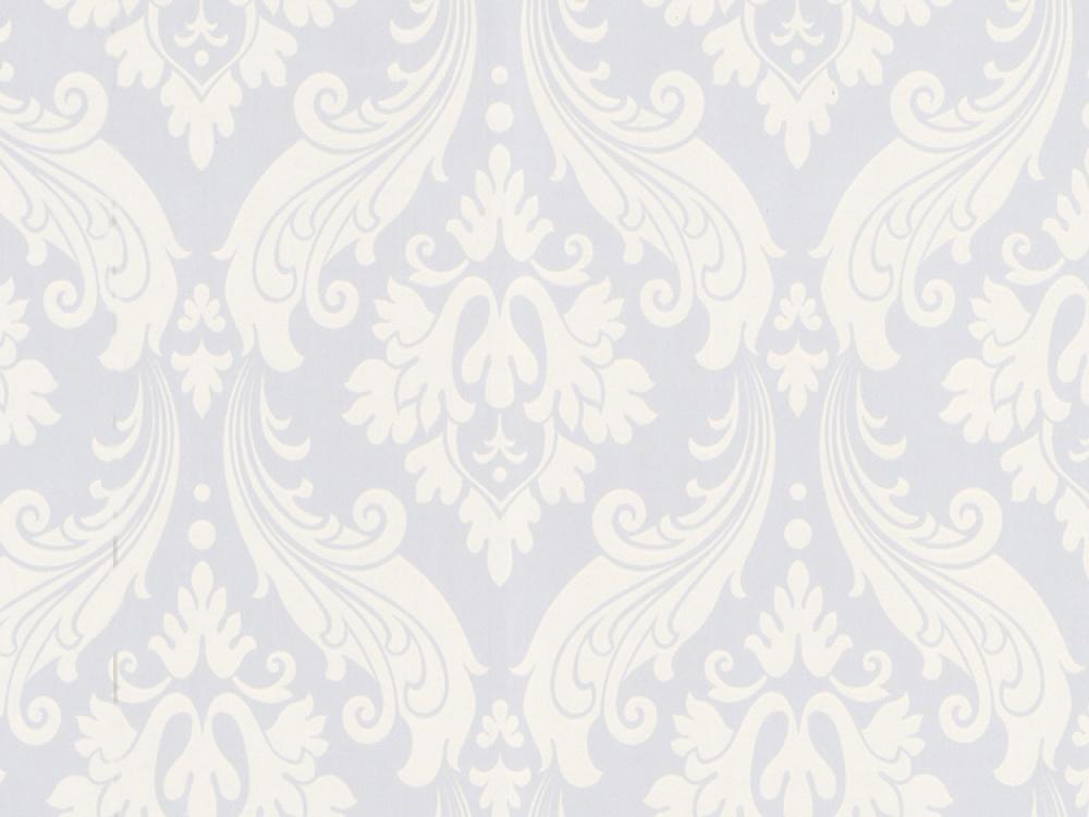 Black And White Flocked Wallpaper Wallpapersafari