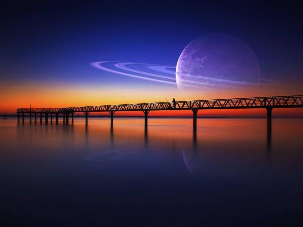 Widescreen HD Bridge Wallpapers Bridge Backgrounds For Download 610x457