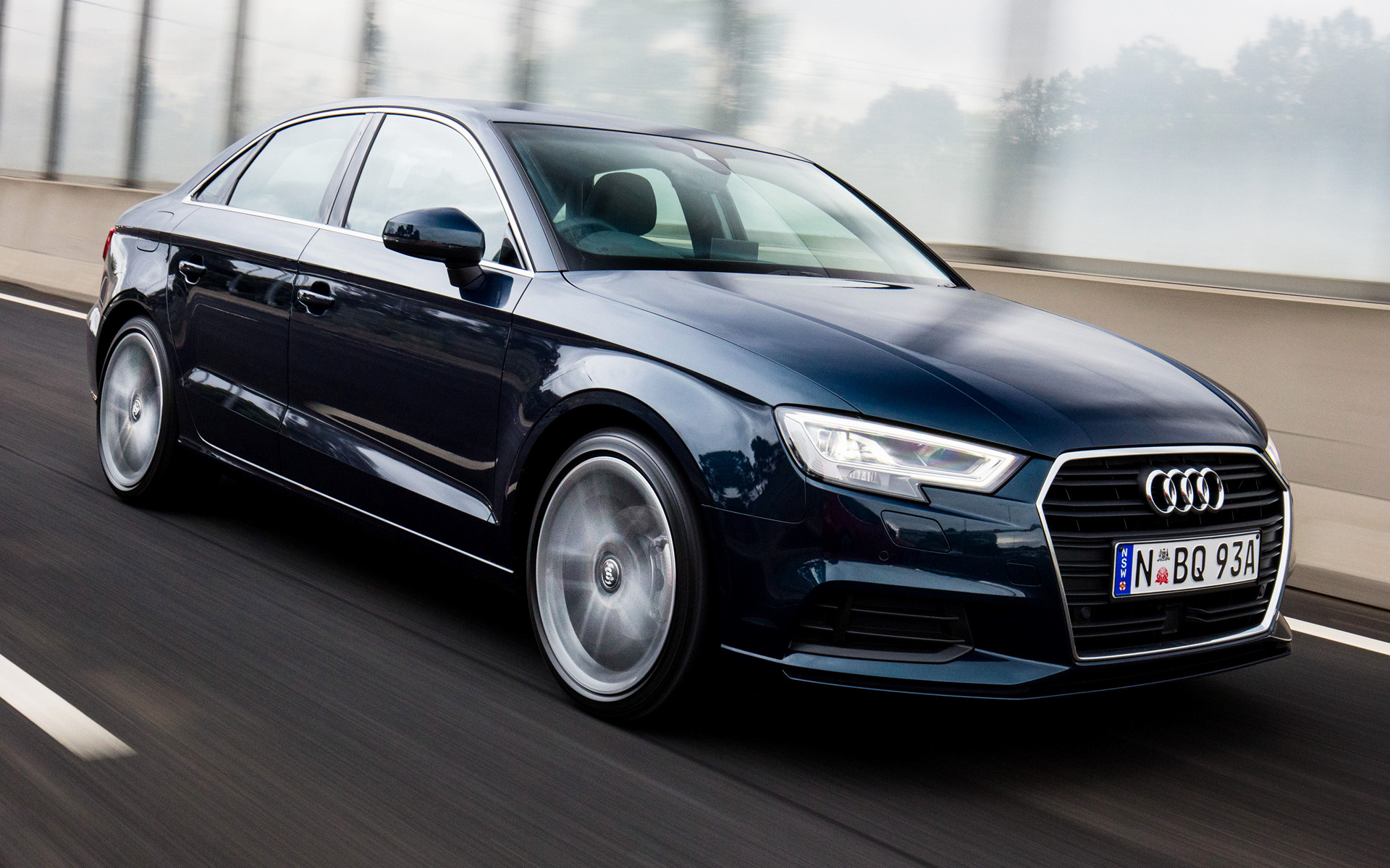 2016 Audi A3 Sedan Au Wallpapers And Hd Images Car Pixel S3 1920x1200