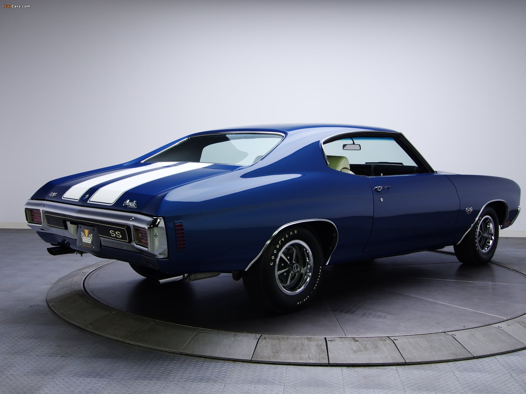 Chevrolet Chevelle SS 454 LS6 Hardtop Coupe 1970 wallpapers 2048x1536 2048x1536