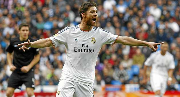 Gallery Xabi Alonso Real Madrid 2014 630x341