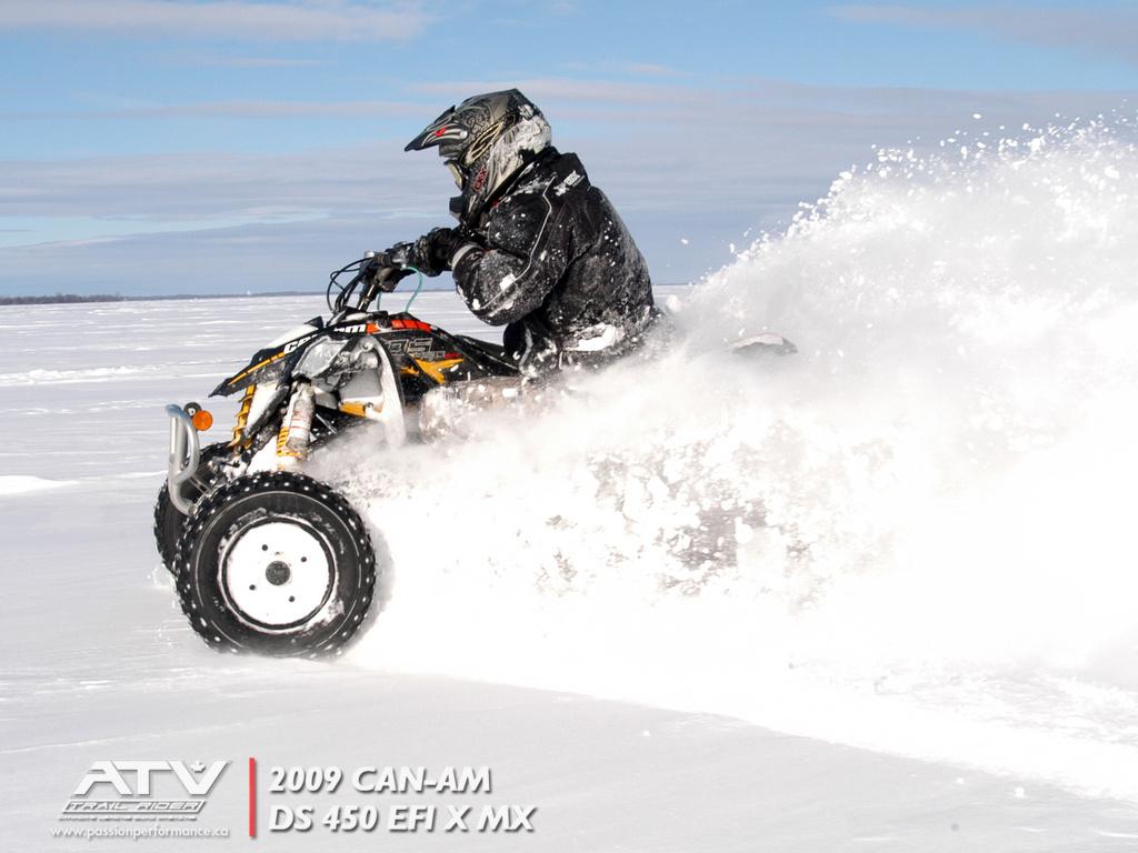 Can Am Renegade 800R EFI ATV GearCulture 1024x768