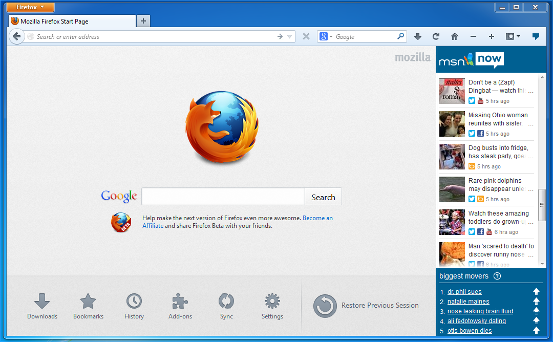 45+] Wallpaper for Firefox Start Page on WallpaperSafari