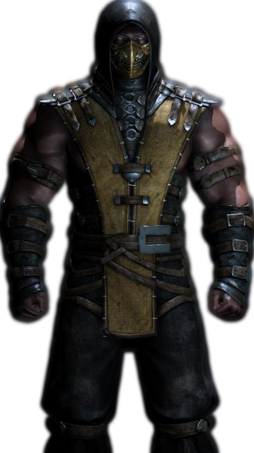 MKWarehouse Mortal Kombat X Scorpion 510x907