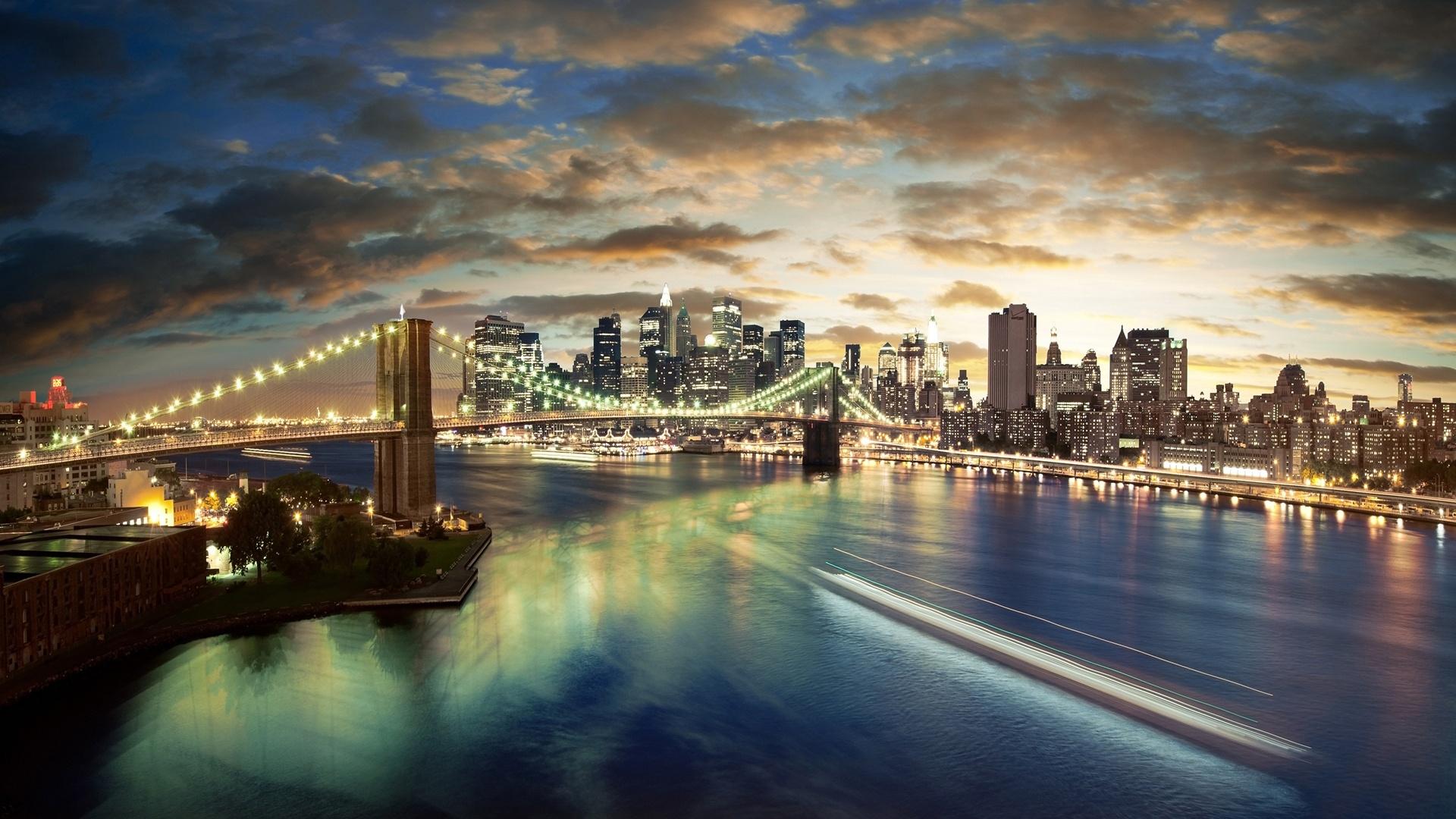 Free Download Sfondo Desktop New York Brooklyn Hd Wallpaper 1920x1080 For Your Desktop Mobile Tablet Explore 47 Nyc Hd Wallpaper New York Wallpaper For Walls Hd New York City