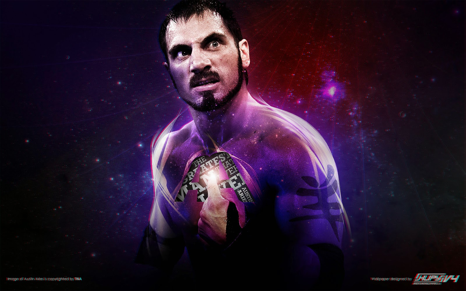 WWE Austin Aries HD Wallpapers WWE Wrestling Wallpapers 1600x1000
