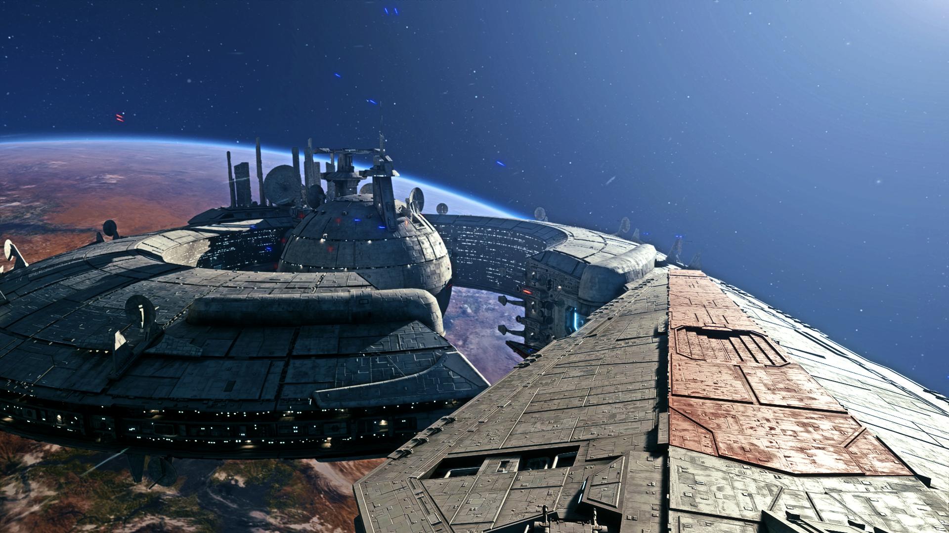 Battle Above Ryloth StarWarsBattlefront 1920x1080