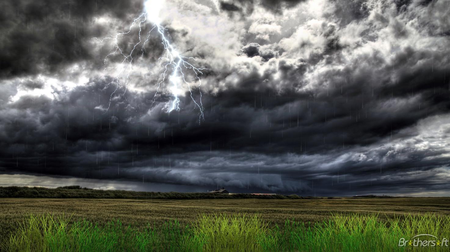 Download Thunderstorm Field Screensaver Thunderstorm Field 1474x825