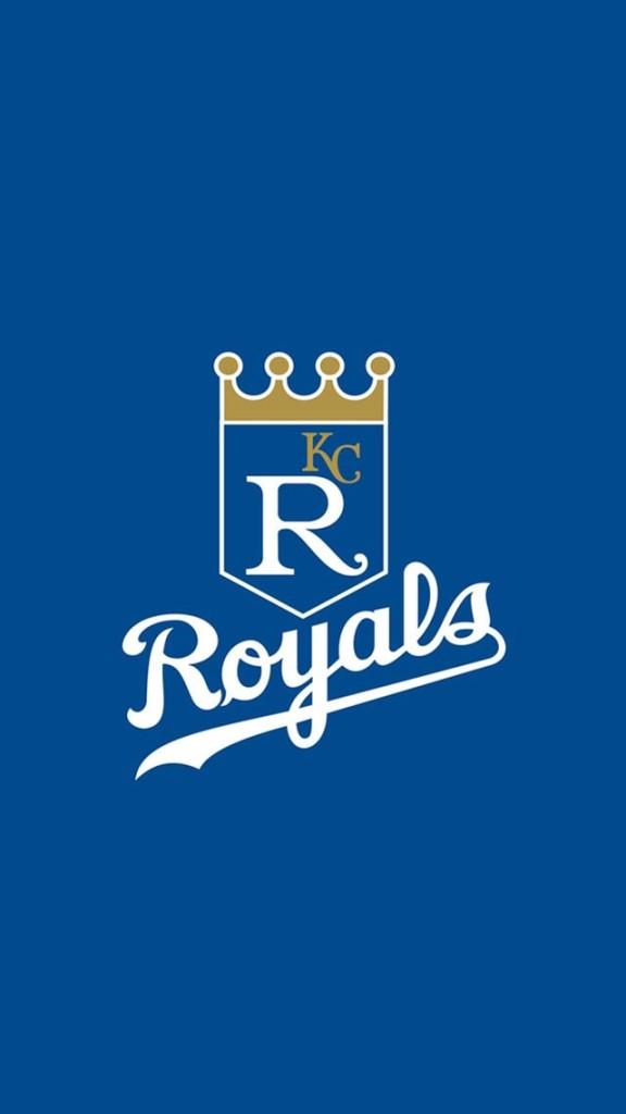 Kansas City Royals Logo Wallpaper   iPhone Wallpapers 576x1024