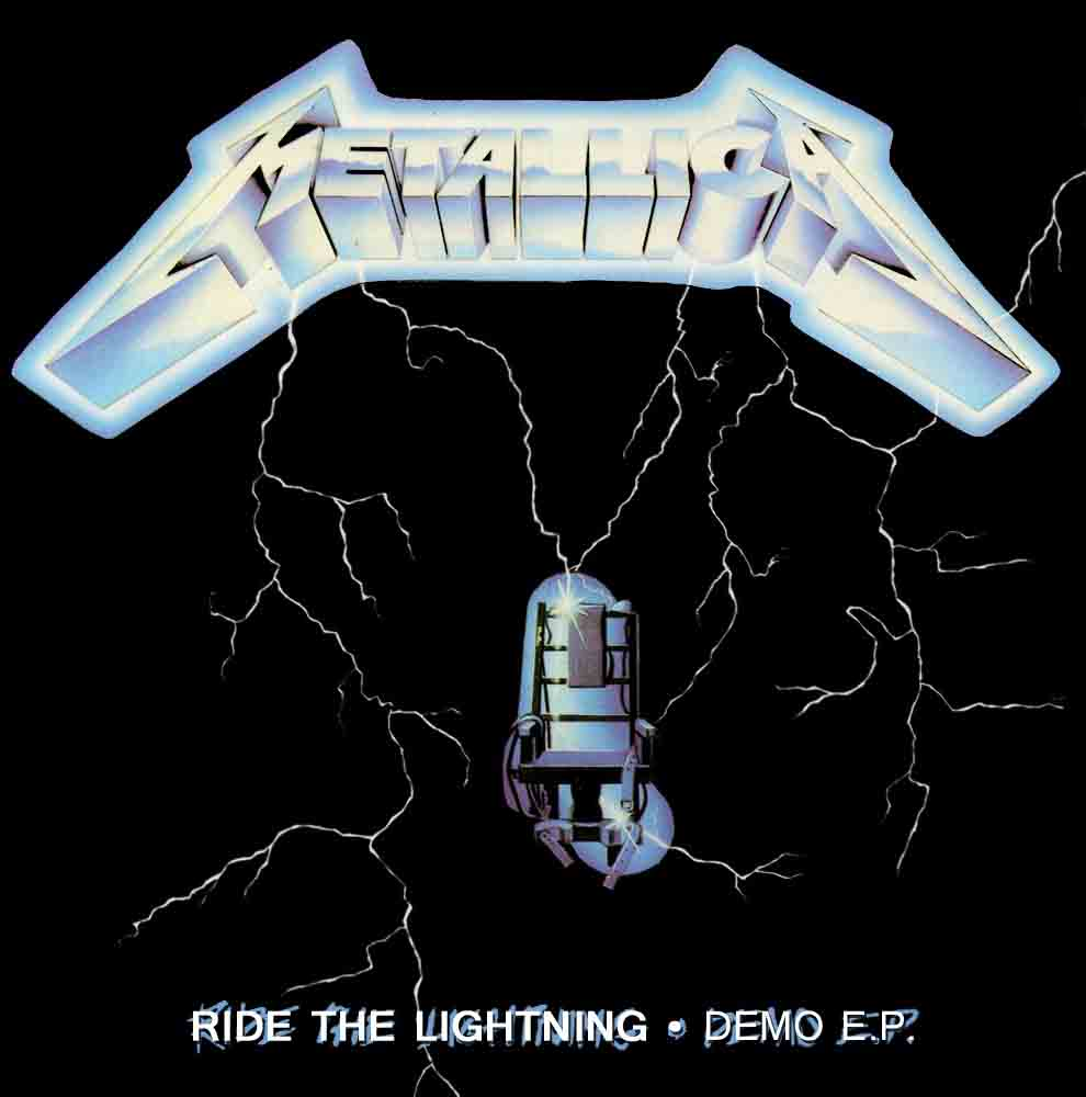 Ride The Lightning Metallica Quotes QuotesGram 990x1000