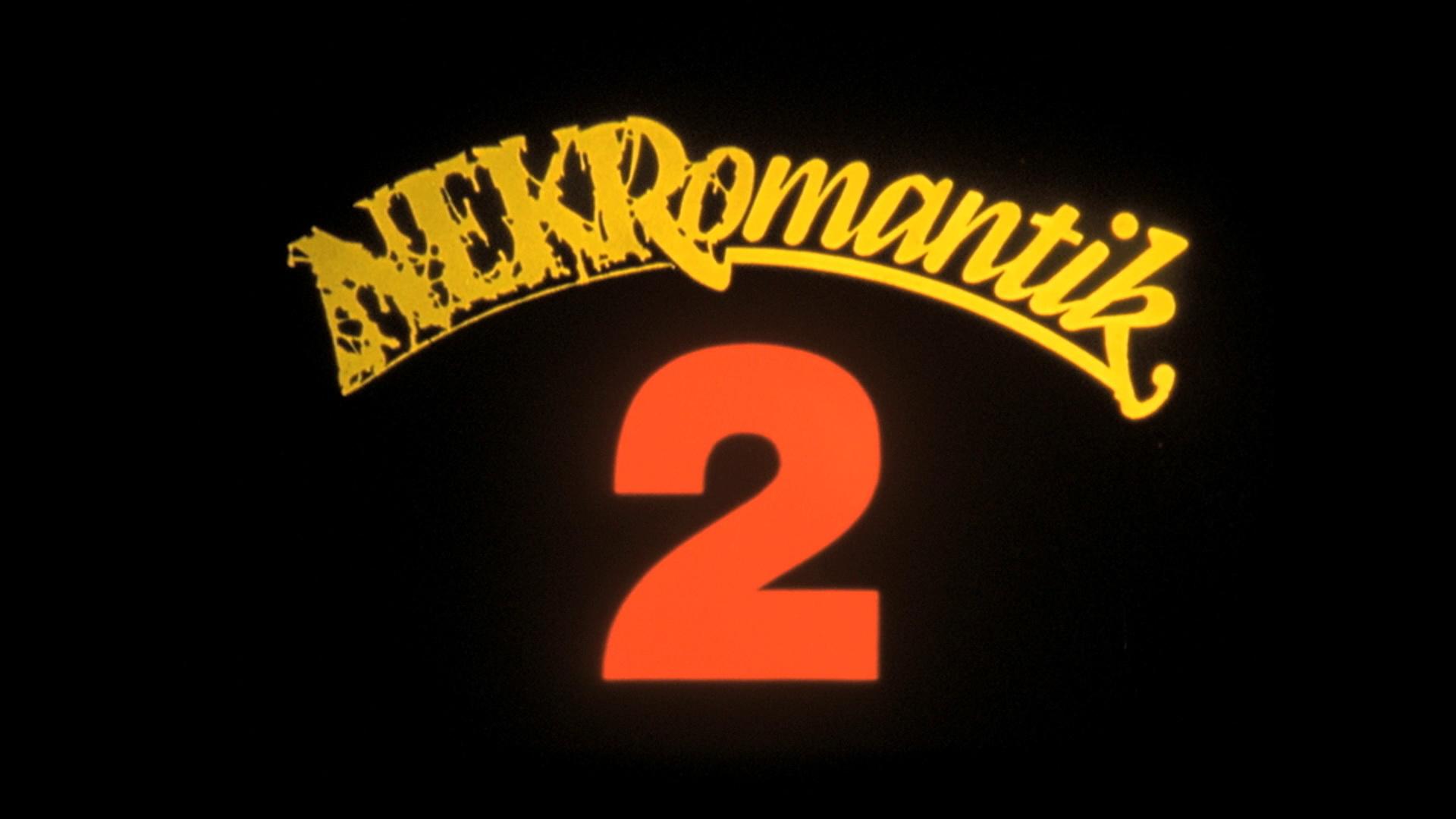 Nekromantik 2 Cult Epics BluRay 10000 Bullets 1920x1080